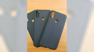 <b>Силиконовый бампер Xiaomi</b> Mi6X/ <b>Mi</b> A2 на бульваре) купить в ...