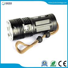 China <b>13X Xm-L T6</b> LED 18650 Tactical Flashlight Torch Hunting ...