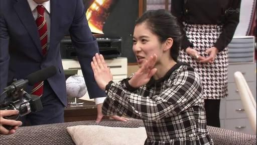 ウレロ☆未体験少女の松岡茉優