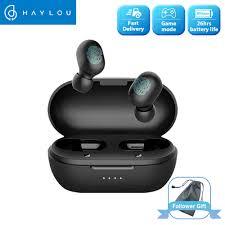 <b>Haylou Gt1</b> Tws True wireless Bluetooth Earphone Fingerprint ...