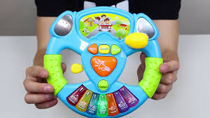 Обзор детского <b>музыкального руля</b> Play Smart (арт. 7526 ...
