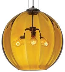 tech lighting world line voltage pendant with canopy amber pendant lighting amber pendant lighting