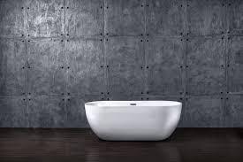Отдельностоящая <b>акриловая ванна</b> NT Bathroom NT02 Lago di ...