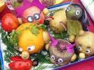 Поделки на дому из овощей