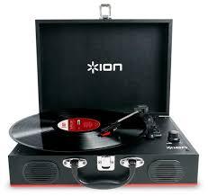 Купить <b>Виниловый проигрыватель Ion Vinyl</b> Transport черный ...
