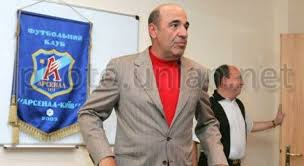 В милиции утверждают, что у «Лексуса» Рабиновича пострадала ...
