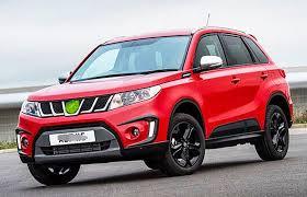 <b>Радиаторная решетка European</b> Edition для Suzuki new Vitara 2015