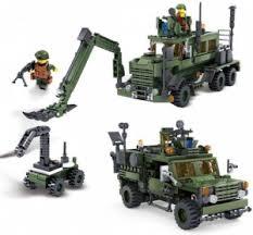 """<b>Конструктор KAZI</b> """"<b>Инженерные войска</b>"""" - KY84040"""