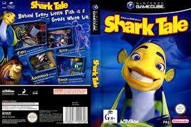 shark tale iso < gcn isos emuparadise shark tale cover click for full size image