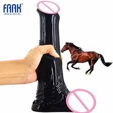 <b>Big animal dildo</b> pony <b>horse dildo</b> artificial penis realistic <b>dildo</b> adult ...