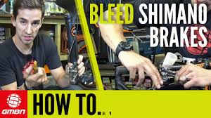 How to Bleed <b>Shimano</b> Disc <b>Brakes</b> – <b>Mountain Bike</b> Maintenance ...