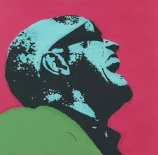 martin torsleff pop art infinitely curious ray charles