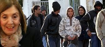 Αποτέλεσμα εικόνας για λαθρομεταναστεσ