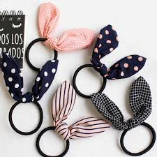 2019 <b>Fashion Pearl</b> Velvet Scrunchie Elastic <b>Hair</b> Rubber Bands ...
