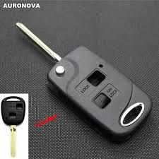 <b>AURONOVA New Upgrade</b> Flip <b>Folding</b> Key Shell for Toyota Camry ...