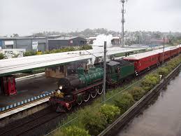 Queensland BB18¼ class locomotive