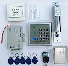 Buy Navkar 500-User <b>RFID Access Control</b> System Kit with Electric ...