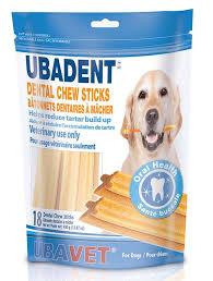 UBADENT <b>Dental</b> Chew <b>Sticks</b> | UbaVet | <b>1</b>-800-838-8563