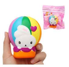 Купить сквиши <b>М</b>-<b>м</b>-<b>мняшка игрушка</b>-<b>антистресс</b> Зайчик на ...
