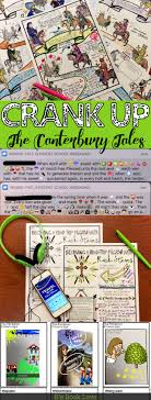 the canterbury tales unit plan activities test and essay crank up the canterbury tales fun real world lesson plans for the canterbury