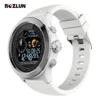 Bozlun</b></font> <b>Smart Watch Men</b> IP68 Waterproof Activity ...