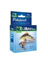 Леска рыболовная NL ULTRA PIKEPERCH (Судак) 150m 0,30 мм ...
