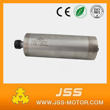 China 2.2kw Er20 Type Water Cool Spindle Motor - China Spindle ...