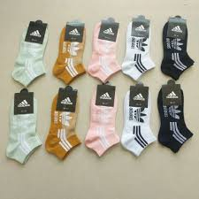 Adidas 2019 <b>new fashion</b> women's tide socks cotton <b>comfortable</b> ...