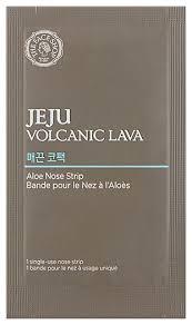TheFaceShop <b>патчи для носа</b> от черных точек <b>Jeju</b> Volcanic Lava ...