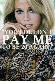 We could be heroes on Pinterest   Jane Fonda, Olivia Newton John ...