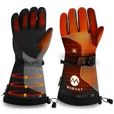 <b>New</b> for 2020 – <b>Heated Gloves</b> for Men and Women – <b>Electric</b> Ski ...