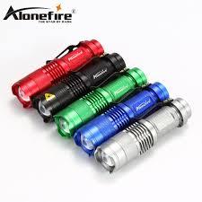 AloneFire <b>SK68 CREE XPE Q5</b> led Mini flashlight lantern Aluminum ...