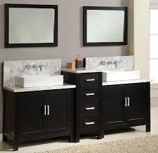granite bathroom sink sinks tops units cost