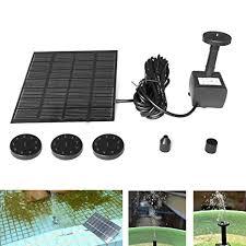 FOONEE <b>Solar Fountain</b> Pump, <b>Solar Fountain Water</b> Pump, <b>Small</b> ...