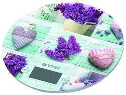 <b>Весы кухонные Vitek</b> VT-2426 - купить по цене 584 руб. в ...