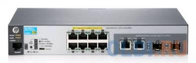 <b>Коммутатор HP 2530-8-PoE+</b> (<b>J9780A</b>) Управляемый коммутатор ...