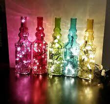 Стеклянные бутылки для домашнего декора - огромный выбор ...