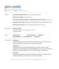 examples of resumes word resume samples inside 81 appealing word resume samples inside 81 appealing basic resume samples
