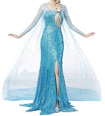 Princess Dress Women Girls Halloween Cosplay ... - Amazon.com