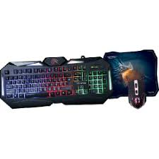 Отзывы о Игровой <b>набор</b> клавиатура+мышь <b>Qumo Spirit of</b> Wisdom