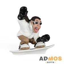 <b>Статуэтка</b> «<b>Сноубордист</b>» оптом под нанесение , Арт. Z3512 ...
