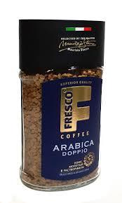 <b>Кофе</b> растворимый с добавлением <b>молотого Fresco Arabica</b> ...
