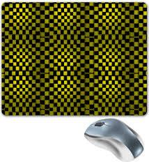 "Коврик для мышки ""<b>Квадраты</b>"" #2748946 от ZoZo - <b>Printio</b>"
