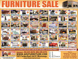 arv furniture flyers flyers written