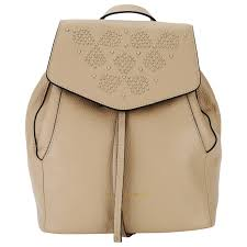 Женский рюкзак из бежевой кожи <b>Fiato</b> Dream 1136 FD ...
