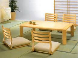 asian dining room sets is also a kind of stylish rectangle pine japanese dining table with asian dining room furniture