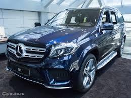 Купить новый Mercedes-Benz GLS-klasse I (X166) 350 d в Москве ...