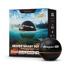 Deeper PRO+ Smart Sonar - GPS Portable Wireless ... - Amazon.com
