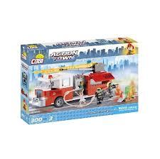 <b>Конструктор</b> - Пожарная машина (<b>COBI</b>) 300 эл | Пазлы со ...