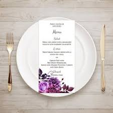 23 Best Wedding menu images in 2019 | Seating charts, Table ...